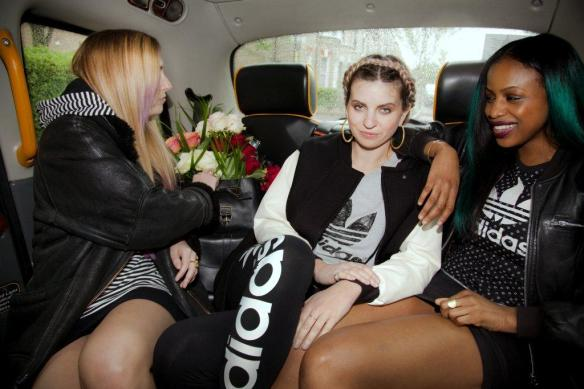 adidas Originals women unite in London for SS13 14