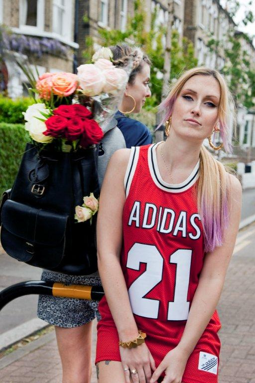 adidas Originals women unite in London for SS13 5