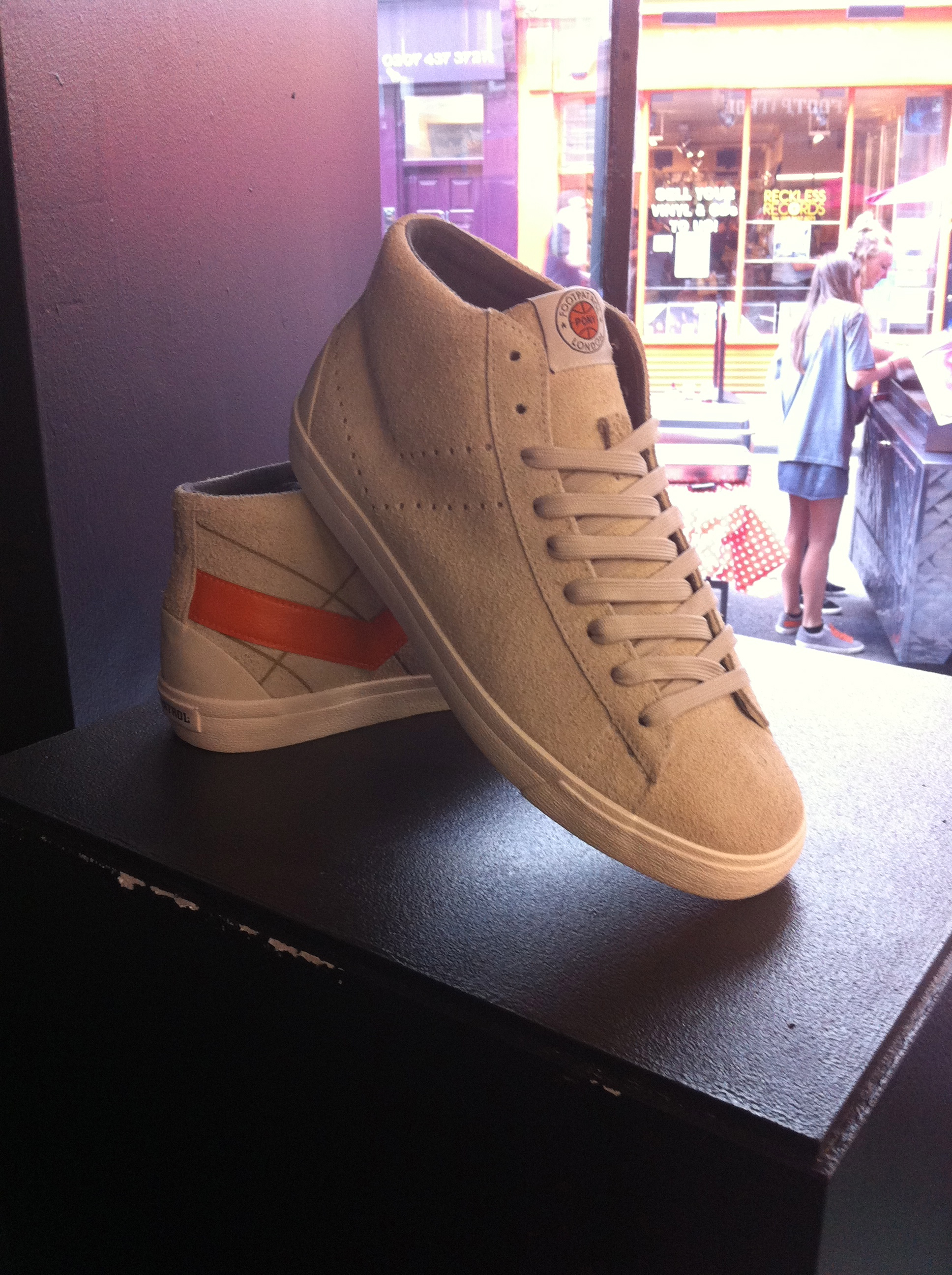 buy popular 79985 dbfc2 Tags  collaboration, foot patrol x pony topstar, footpatrol, footpatrol x  pony, pony